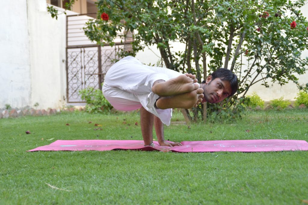 Online Yoga in Rishikesh India